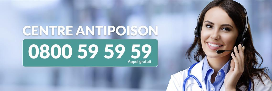 le centre antipoison de Lille